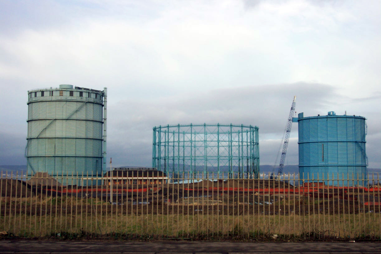Tower Fuel Rule : Leith and north edinburgh photo gallery